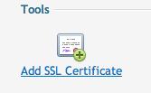 Add SSL