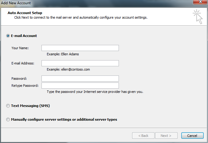 how to add avast to outlook 2010